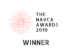 NAVCA Awards 2019 Winner logo